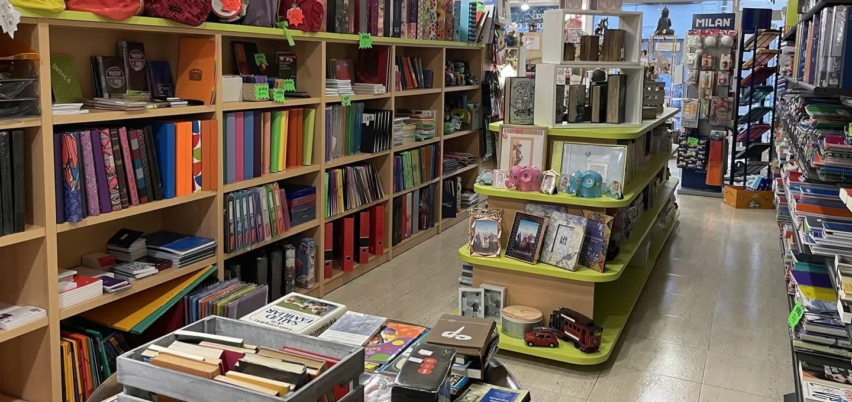 Llibreriaúltims títols i els clàssics de sempre